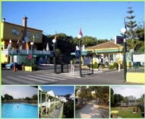 Camping El Pino in 29793 Torrox Park / Andalusia / Spain