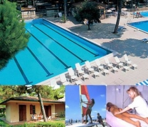International Camping Mare Pineta in 44024 Lido Spina / Emilia-Romagna / Italy