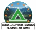 Camping-Appartements-Bungalows Erlengrund in 5640 Bad Gastein / Salzburg / Austria
