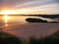 Acton's Eco-Beach Campsite and Caravan Park in  Clifden / Galway / Ireland