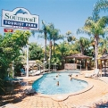 Southport Tourist Park in 4215 Southport / Queensland / Australia